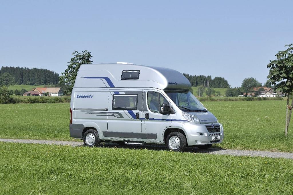 Citroën Jumper als Basis für gefragtes Reisemobil