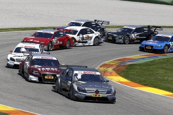 DTM 2010: Audi-Triumph im spanischen Valencia
