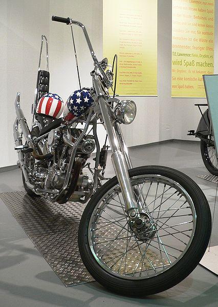 Der Kult-Chopper aus Easy Rider