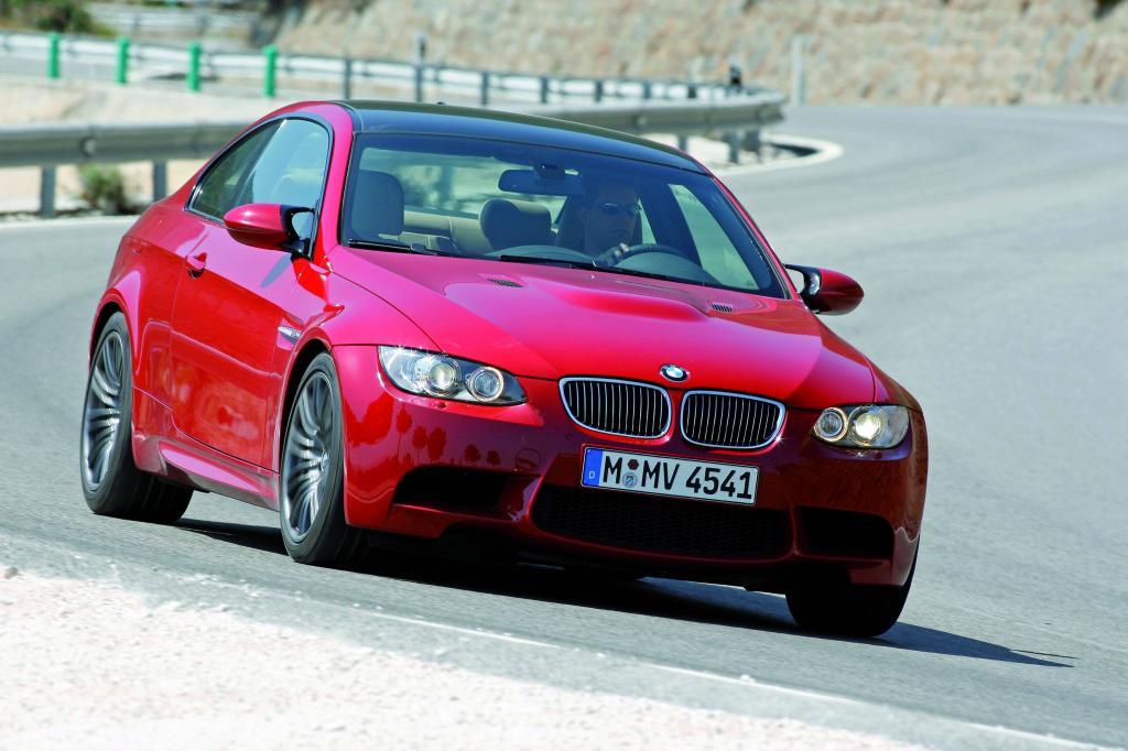 Der M3 ist der Bestseller aus dem betont dynamischen Modellprogramm der BMW M GmbH.