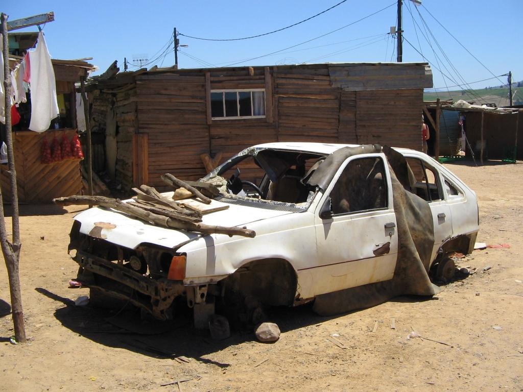 Die Lage auf dem südafrikanischen Automarkt ist bitter