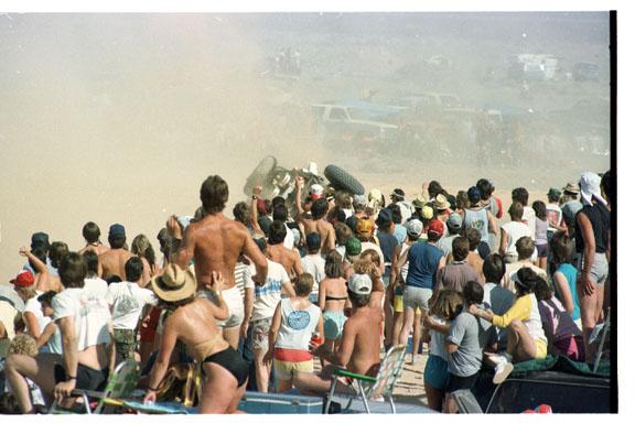 Die Rennstrecke galt schon immer als gefährlich, Foto von: themint400.com