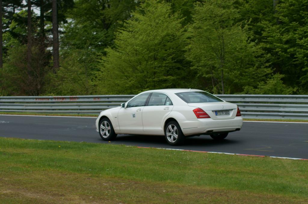 Die neue S-Klasse von Mercedes-Benz.
