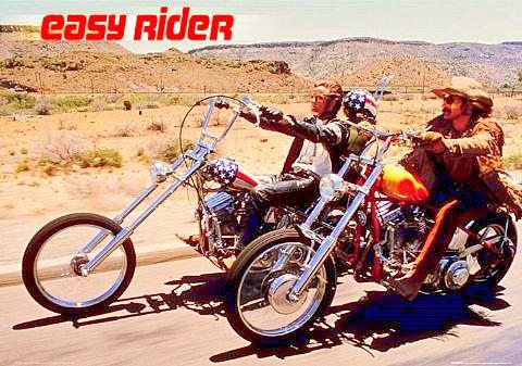 Easy Rider, der Kultfilm, Foto von: motorbike-tours.co.uk