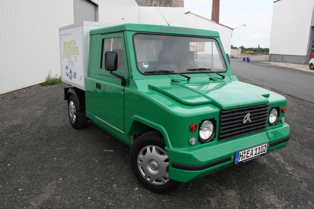 Ecocraft Ecocarrier ES.