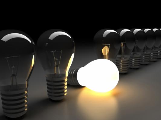 Erste LED-Straßenbeleuchtung mit Schlummermodus