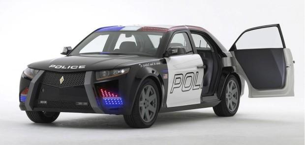 Erster Erfolg für US-Diesel-Polizeiwagen