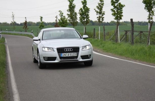 Fahrbericht Audi A5 Sportback 2.0 TDI: Coupé mit Nutzwert
