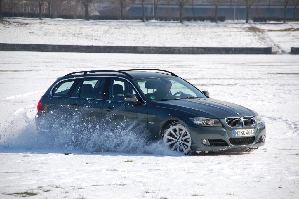 Fahrbericht BMW 325i Touring: Mehr als ein Familienkombi