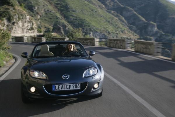 Fahrbericht Mazda MX-5 Roadster Coupé: Freizeitvergnügen