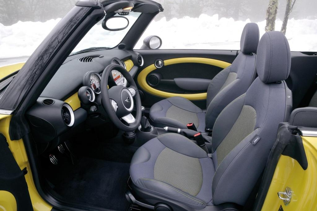 Fahrbericht Mini Coopers S Cabrio: Kult mit Schüttelfaktor