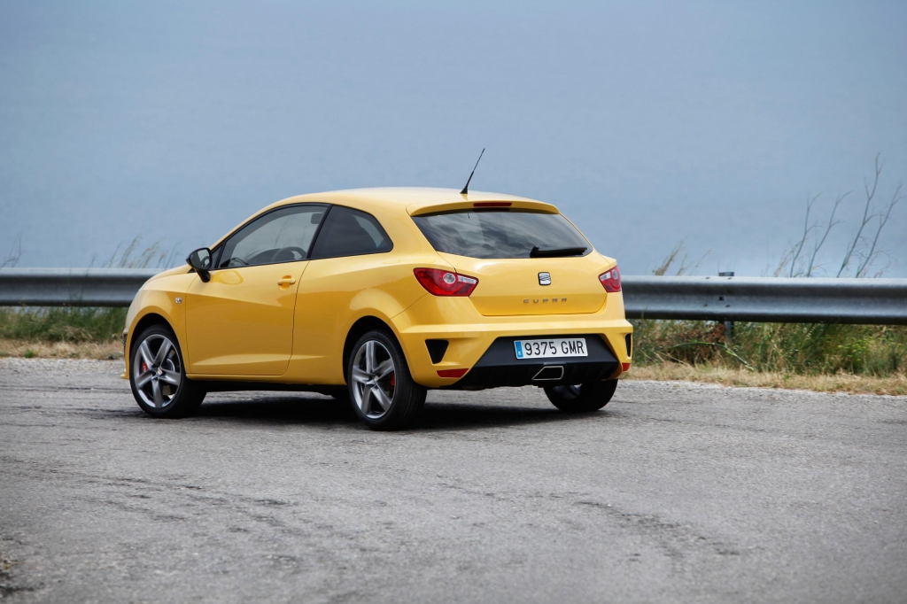 Fahrbericht Seat Ibiza Cupra: Der frechere GTI