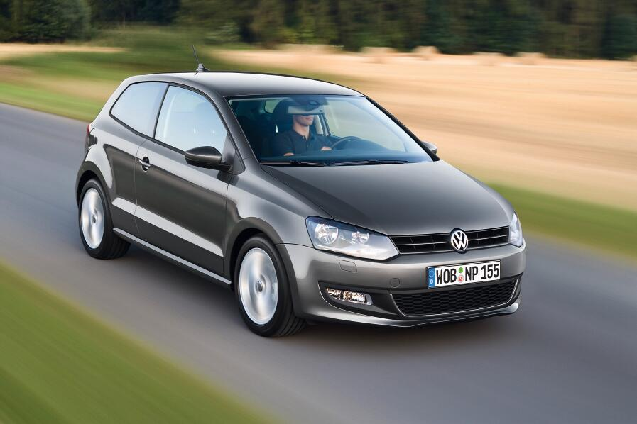 Fahrbericht VW Polo 1.2. TSI: Optisch und technisch gereift