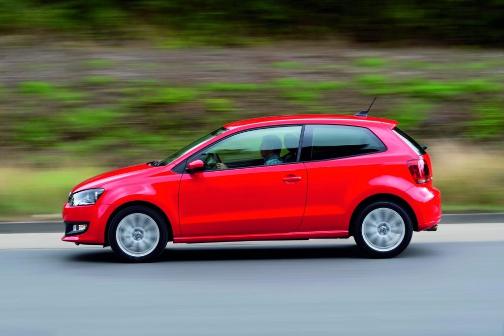 Fahrbericht Volkswagen Polo 1.2: Flotter Dreitürer