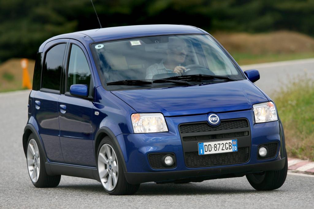 Fiat Panda als Reichweiten-König.