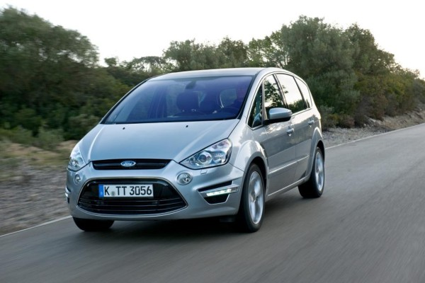 Ford S-Max Ecoboost: Mit Hochdruck weniger Verbrauch