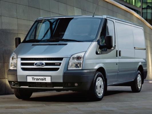 Ford Transit in der Schweiz mit Rabatt für guten Zweck