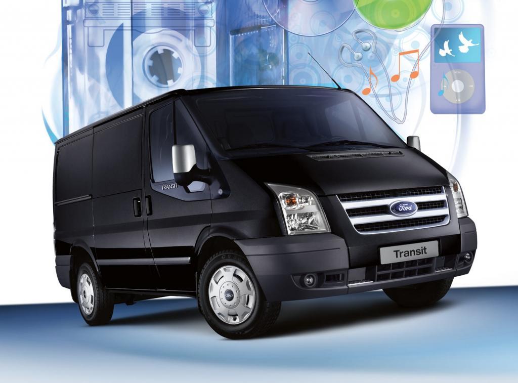 Ford feiert mit Sondermodell 45 Jahre Transit
