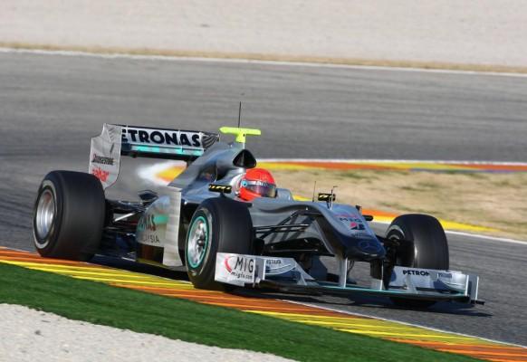 Formel 1: Mit Spannung wird die Formel Deutsch auf dem Hockenheimring erwartet
