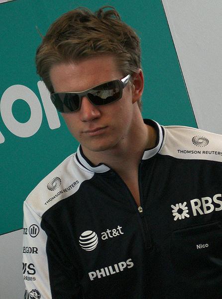 Formel 1-Stars und ihre Autos. Heute: Nico Hülkenberg.