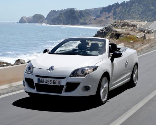 Frischluft à la française: Renault lässt neues Mégane Coupé-Cabrio noch im Juni starten