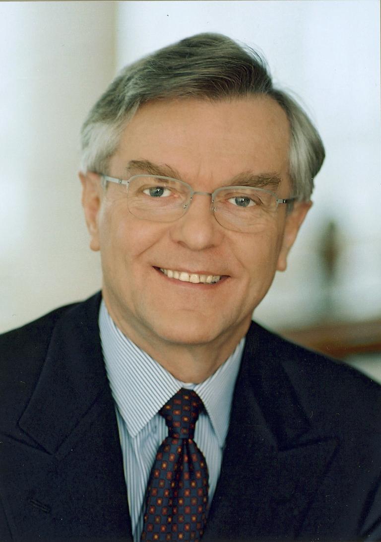 Gerhard Zeidler in das Präsidium des DVF wiedergewählt