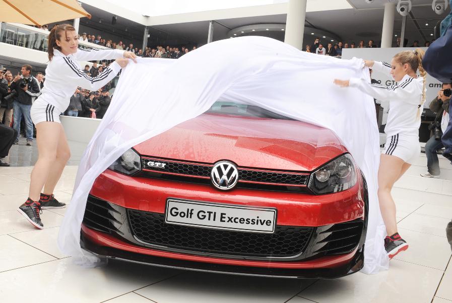 Golf GTI Excessive.