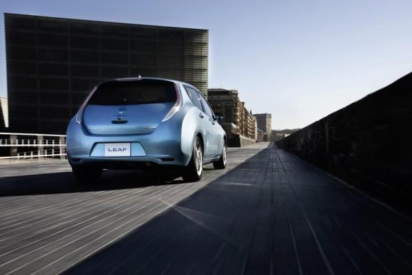 Große Nachfrage nach Nissans Elektroflitzer