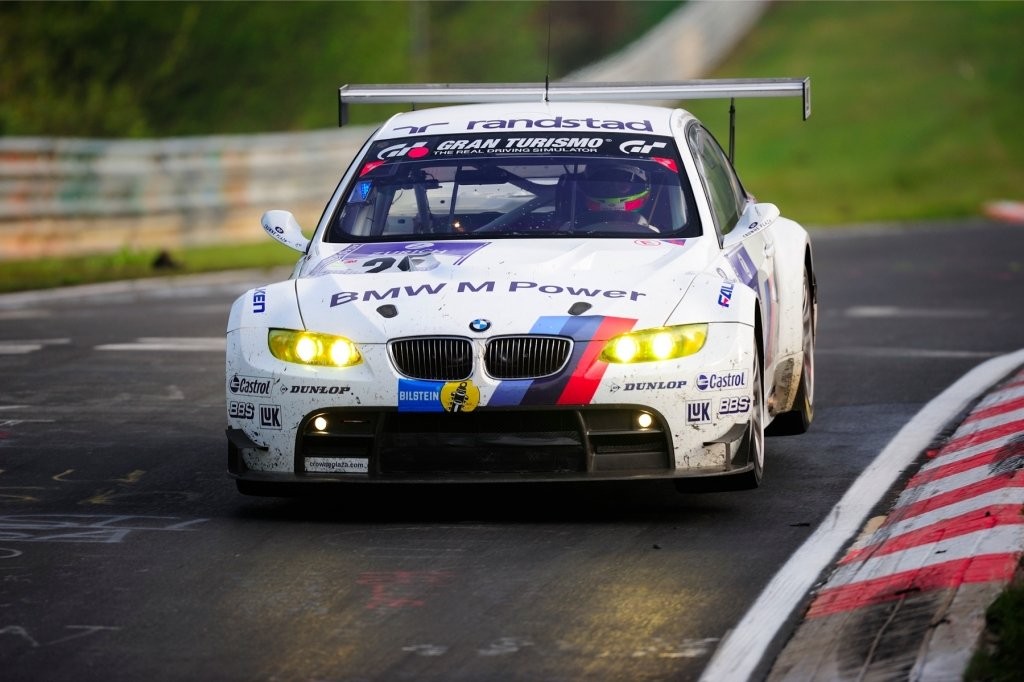 H&R BMW M3 GT 2: Comeback und Gesamtsieg