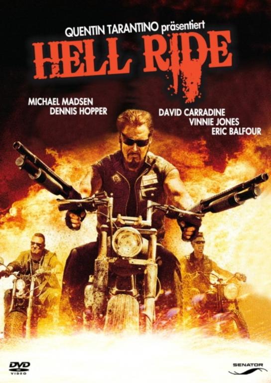 Hell Ride Filmplakat, Foto von: newvideo.de