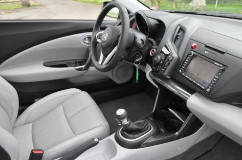 Honda CR-Z: Saubermann und Kurvenräuber – das neue Sportcoupé im Kurztest