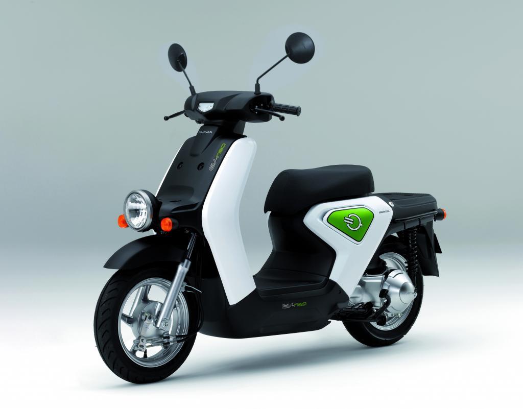 Honda verkauft ab Dezember den Elektroroller EV-Neo in Japan