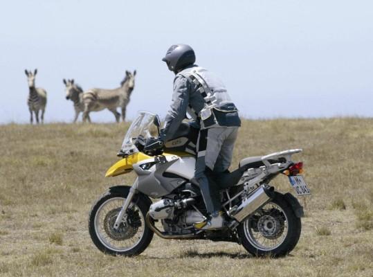 In die Werkstatt: BMW ruft 122 000 Motorräder zurück