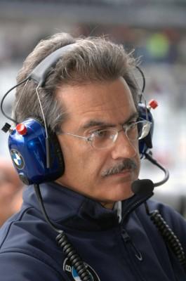 Interview  mit Mario Theissen: BMW Motorsport liegt voll im Plan