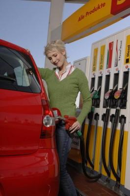Kraftstoffpreise im Ausland