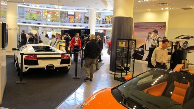 Lamborghini eröffnet erste kanadische Modeboutique in Vancouver
