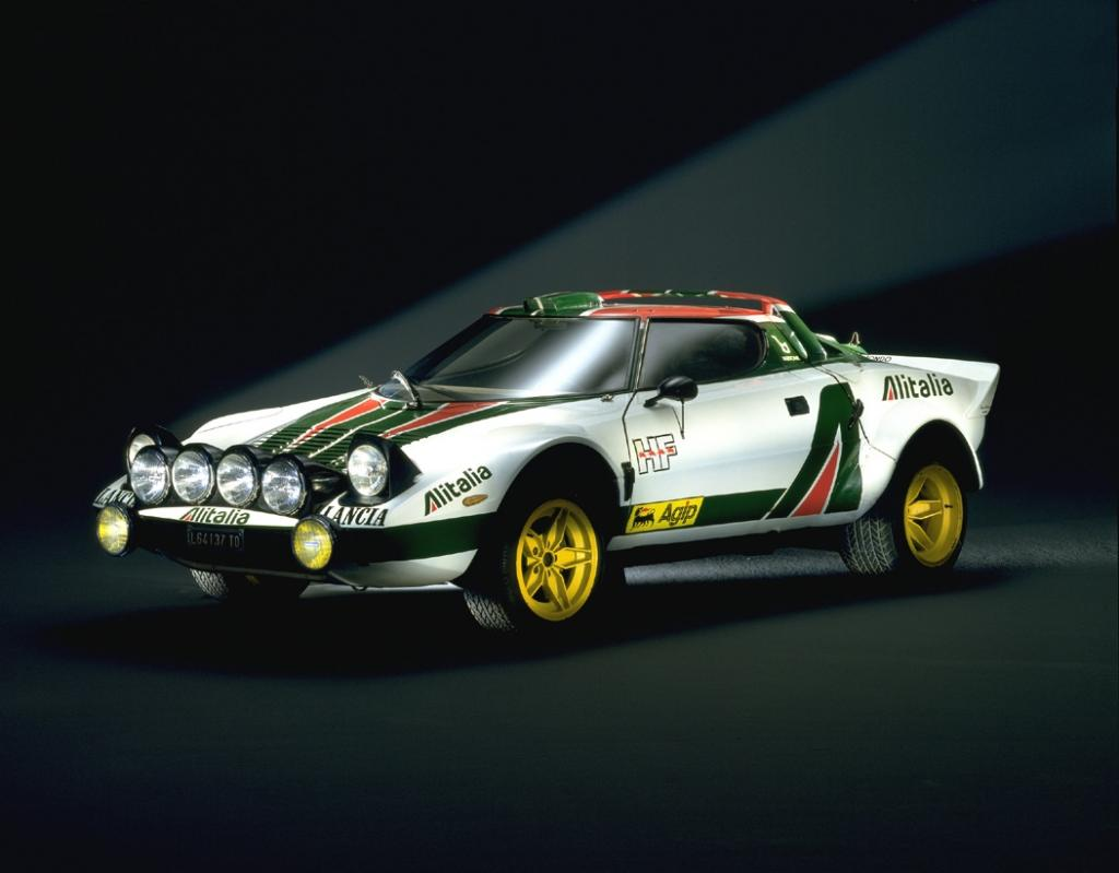 Lancia Stratos.