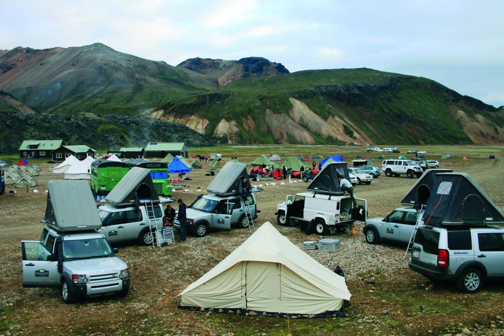 Land Rover bietet wieder Abenteuerreisen an