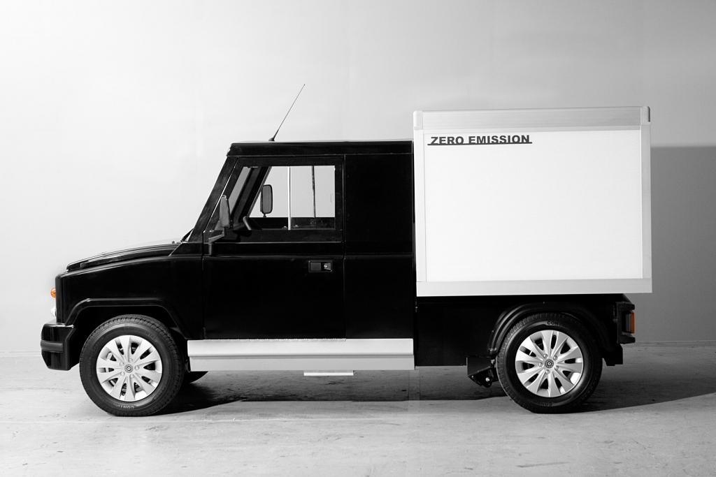 Lastesel in weißer Weste: Nutzfahrzeuge mit Elektroantrieb