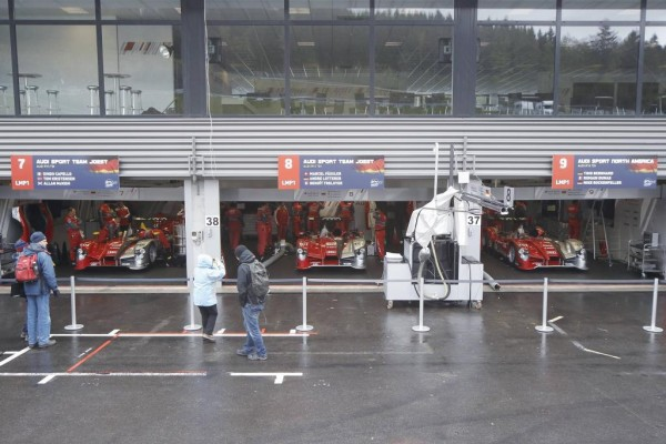 Le-Mans-Countdown, Teil 10: Le-Mans-Generalprobe in Spa