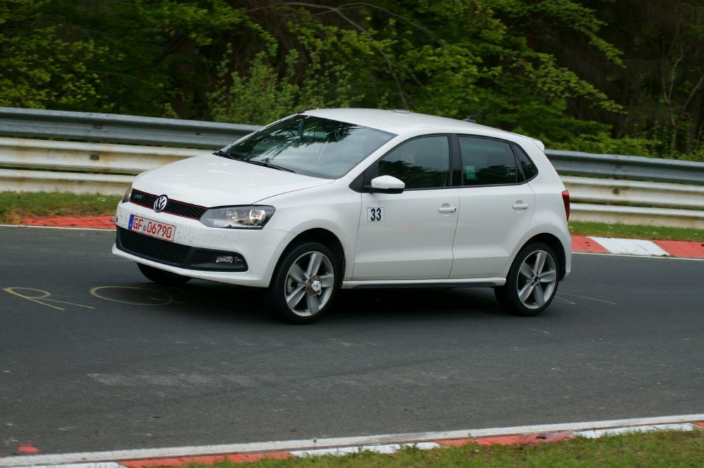 Letzter Feinschliff auf der Nordschleife: Volkswagen Polo GTI