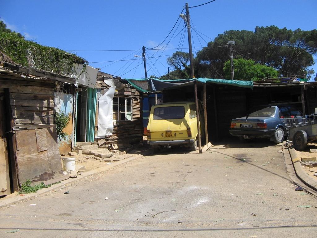 Lieber zwei Autos vor der Tür als ein großes Haus