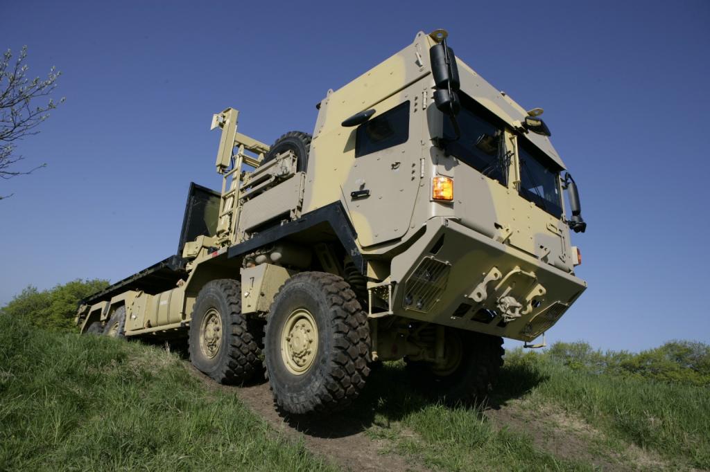 MAN und Rheinmetall gründen Militärfahrzeug-Unternehmen