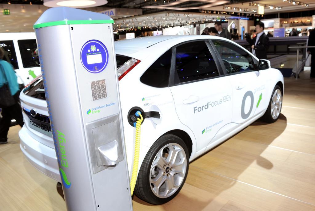 Magna investiert in elektrische Zukunft