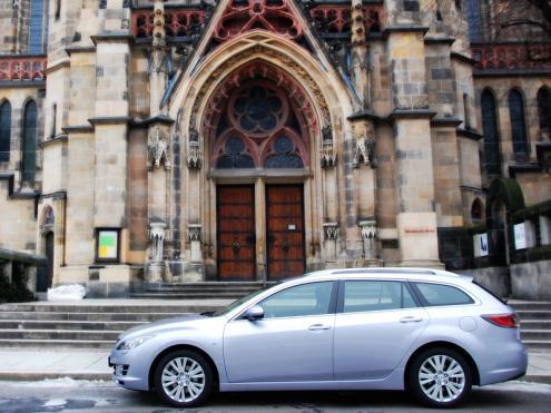 Mazda 6 Kombi: Der Schotte unter den Japanern