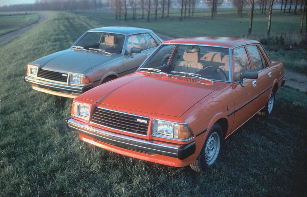 Mazda 626 - 1979.