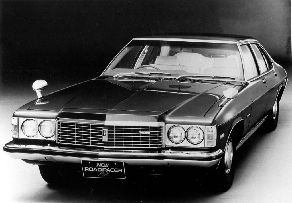 Mazda Roadpacer AP - Baujahr 1975.