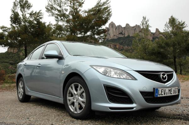 Mazda bietet mit modellgepflegtem 6er gute Technik und viel Auto fürs Geld