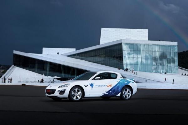 Mazda erhält Auszeichnung für Wasserstoff-Kreiskolben-Auto