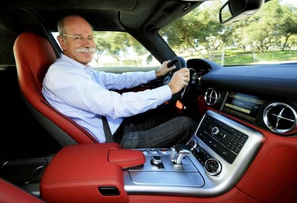 Mercedes-Benz Cars bestätigt Umsatzrendite-Ziel von zehn Prozent